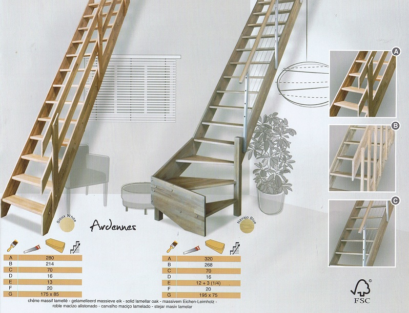 Bouwpakkettrappen doe het zelf trappen houten trappen en for Stalen trap maken