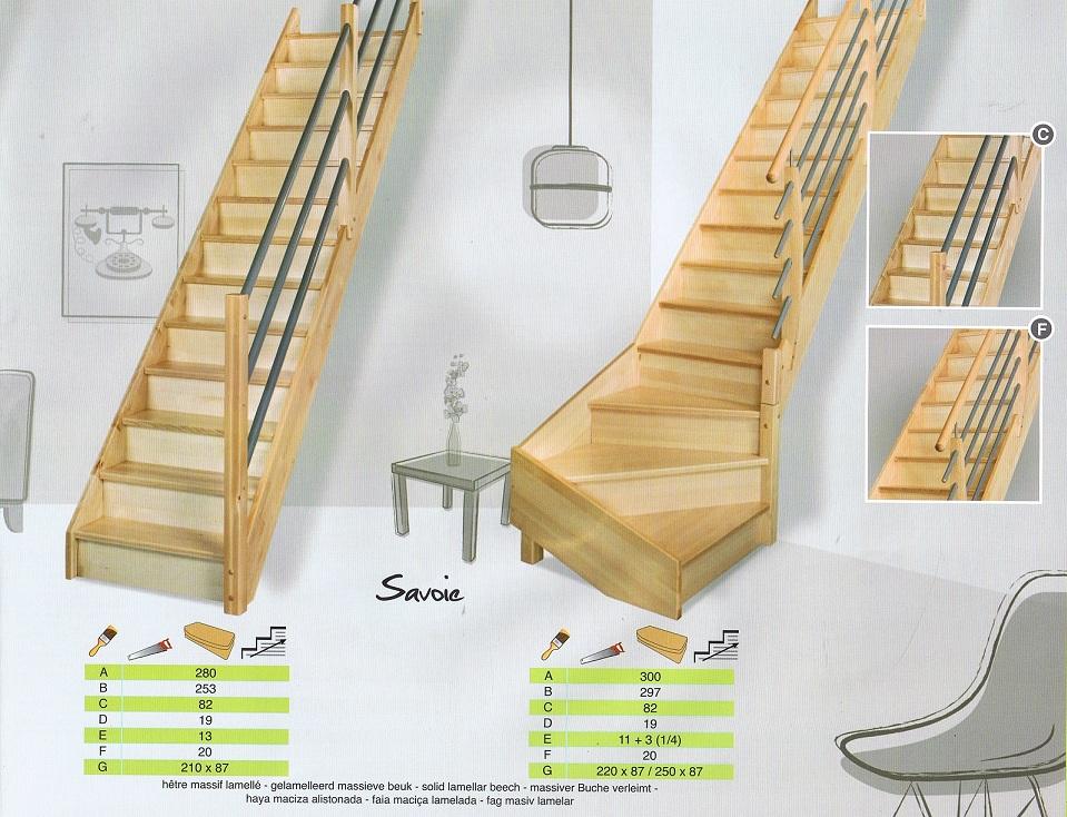 Bouwpakkettrappen doe het zelf trappen houten trappen en stalen