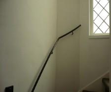 Smeedijzeren trapleuningen nu ook bij maatkracht - Leuning smeedijzeren trap ...
