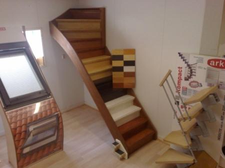 Traprenovatie met massief hout of laminaat